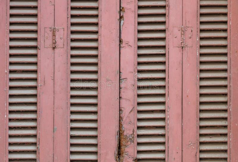 Viento desgastado de madera fotos de archivo