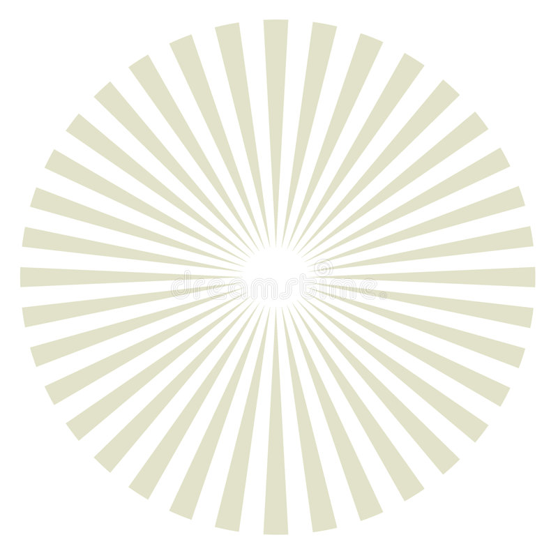 Viento solar. stock de ilustración