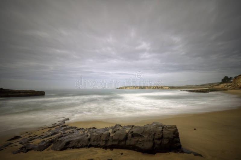Vier Meilen-Strand lizenzfreie stockbilder