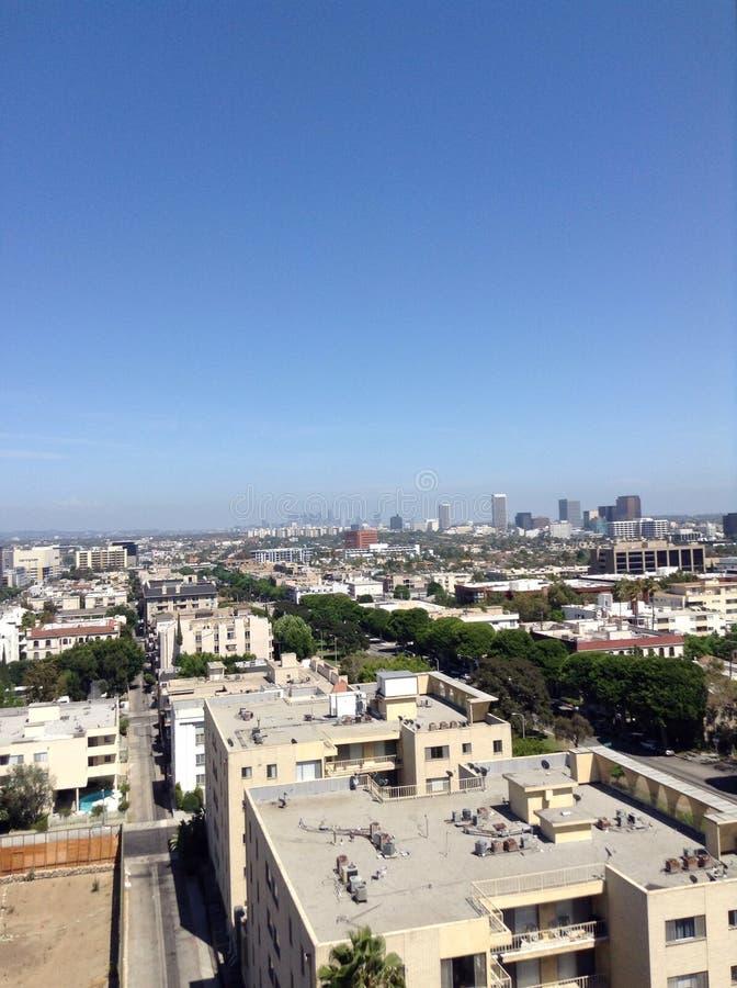 Vier seizoenen Beverly Hills royalty-vrije stock afbeelding