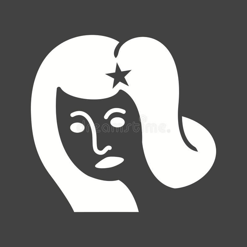 vierge illustration libre de droits