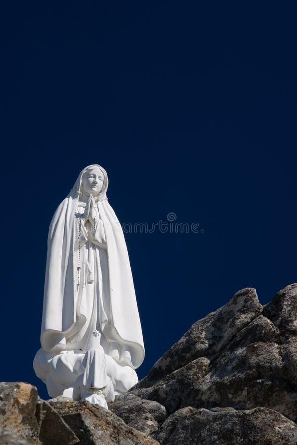 Vierge Marie photographie stock