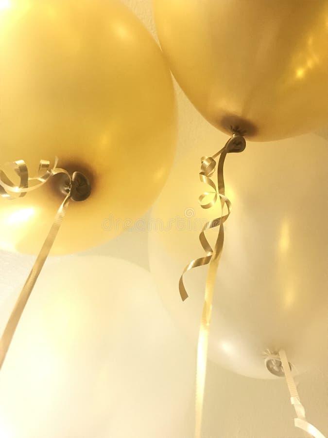 Vieringsballons stock afbeeldingen