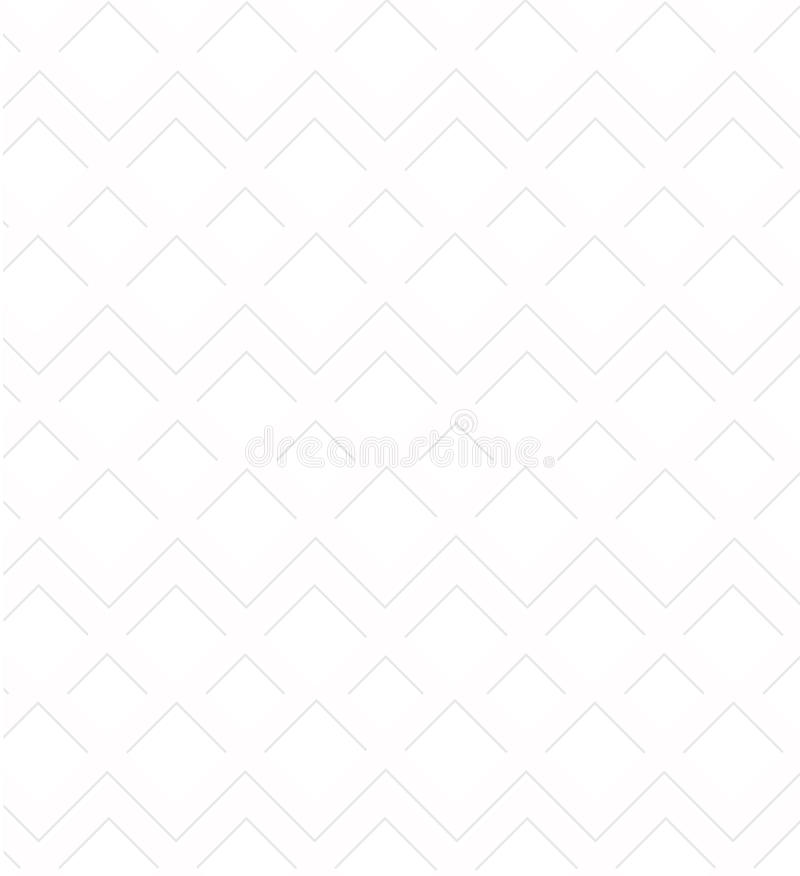 vierkant de illustratieontwerp van het vormenpatroon stock illustratie