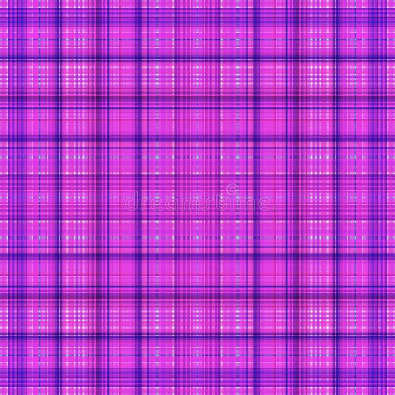 Vierkant hypnotic patroon, geometrische illusie het decor herhaalt stock illustratie