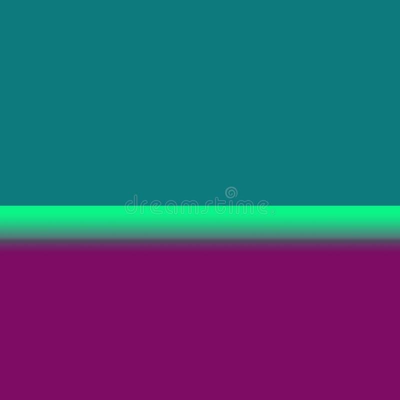 Vierkant samenvatting gekleurd patroon stock foto