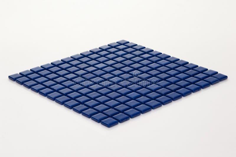 Vierkante kleine tegel stock illustratie