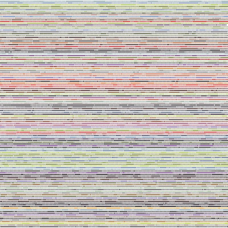 Vierkante Streepje Dots Lines Background Pattern Texture van de spectrum het Kleurrijke Streep royalty-vrije illustratie