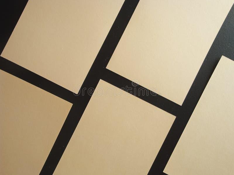 Vierkante Vlieger royalty-vrije stock afbeeldingen