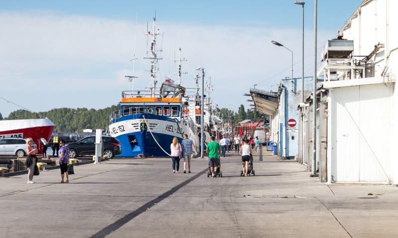 viet nam рыболовства danang шлюпки пляжа стоковые изображения rf