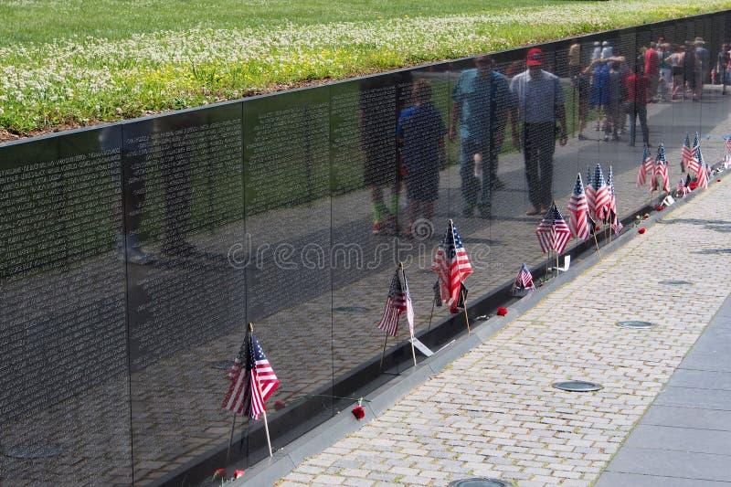 Download Viet Nam War Memorial, Washington Foto editorial - Imagen de d0, conmemorativo: 42429821