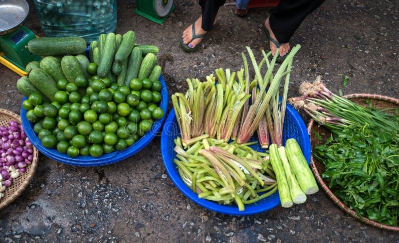 Vietnam Bazaar stock photos