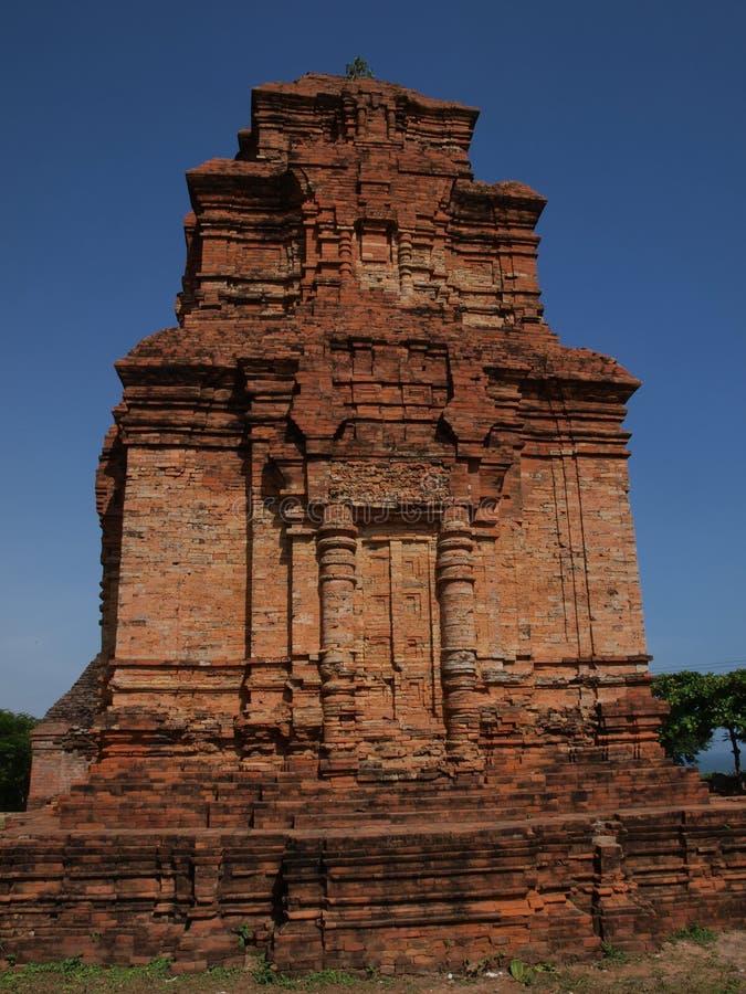 Download Vietnam Champa temple stock image. Image of landmark, abandoned - 7583655