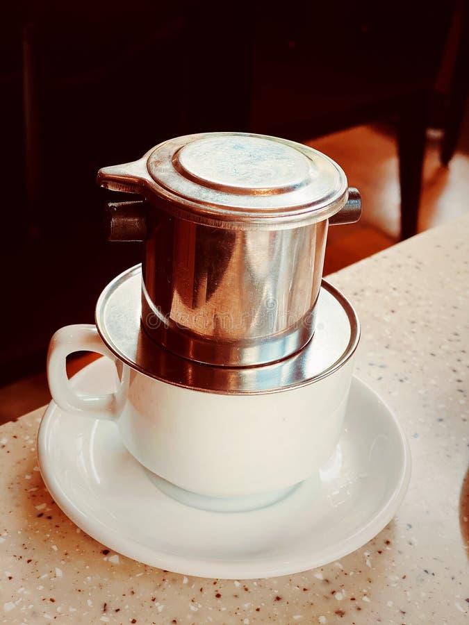 Vietnam coffee stock photography