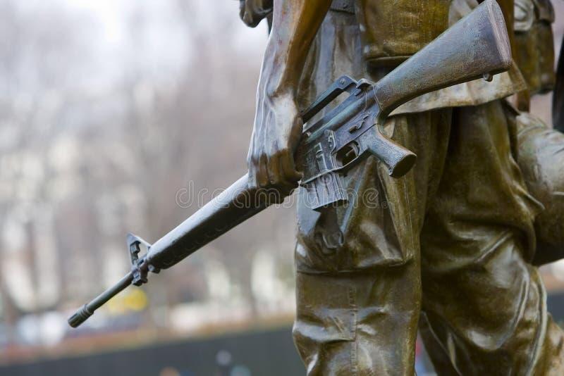 Vietnam-Denkmal stockfoto