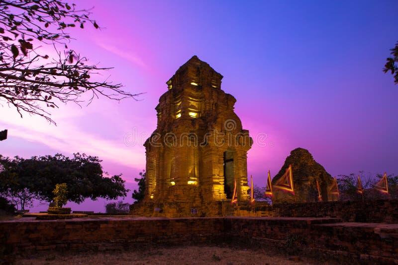 Vietnam en de Torens van Verenigde Staten Chennai Poshanu royalty-vrije stock afbeeldingen