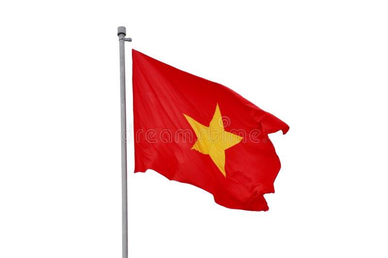 Vietnam flag royalty free stock photo