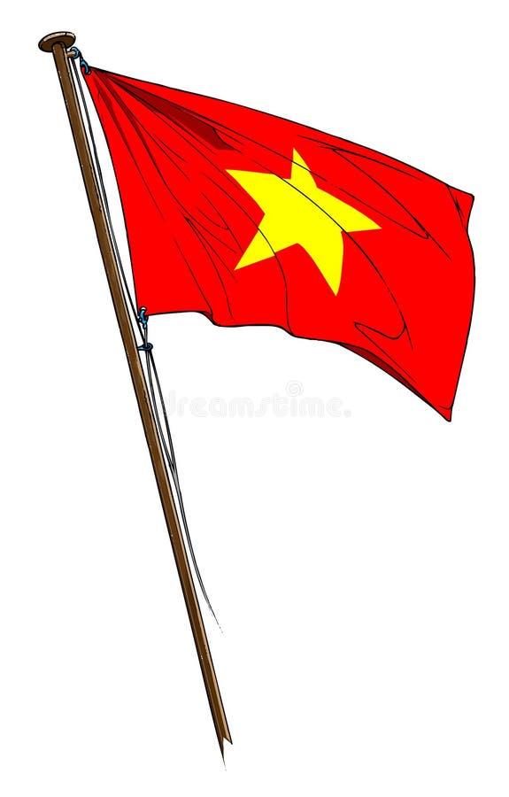 Free Vietnam Flag Stock Images - 2970894
