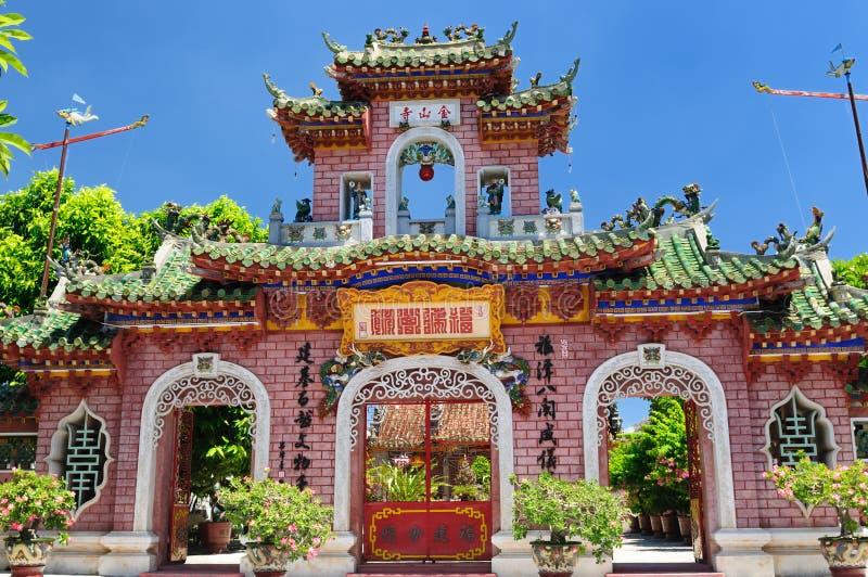 Vietnam - Hoi imagens de stock