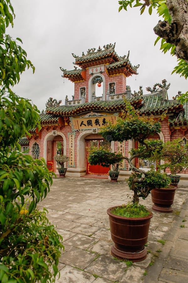 Vietnam - Hoi-An arkivfoto