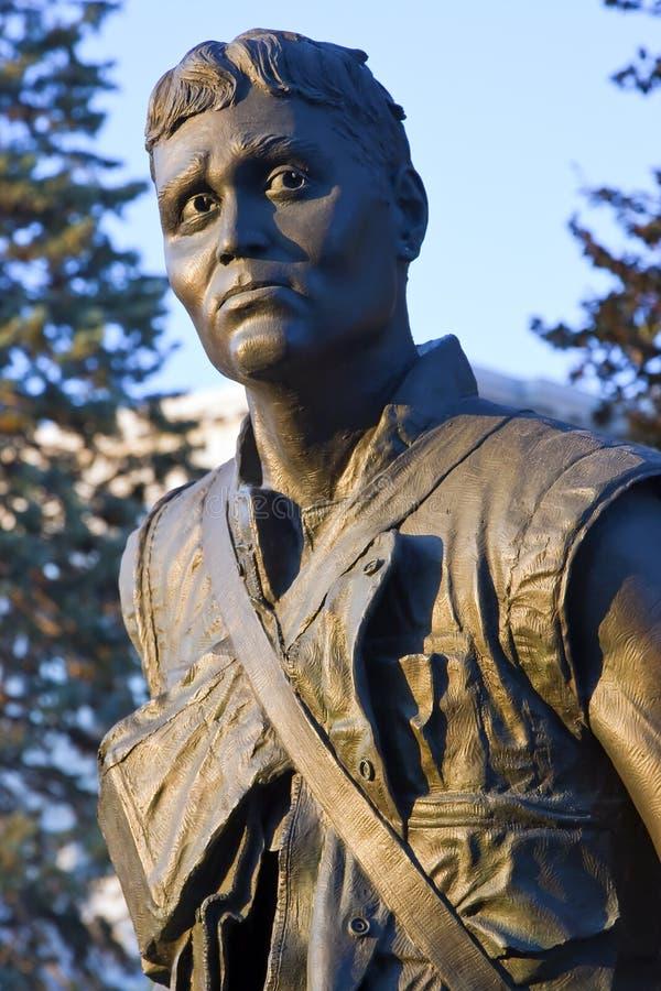 Vietnam Memorial at the Utah State Capitol. The Vietname Memorial at the Utah State Capitol in Salt Lake City, Utah stock image