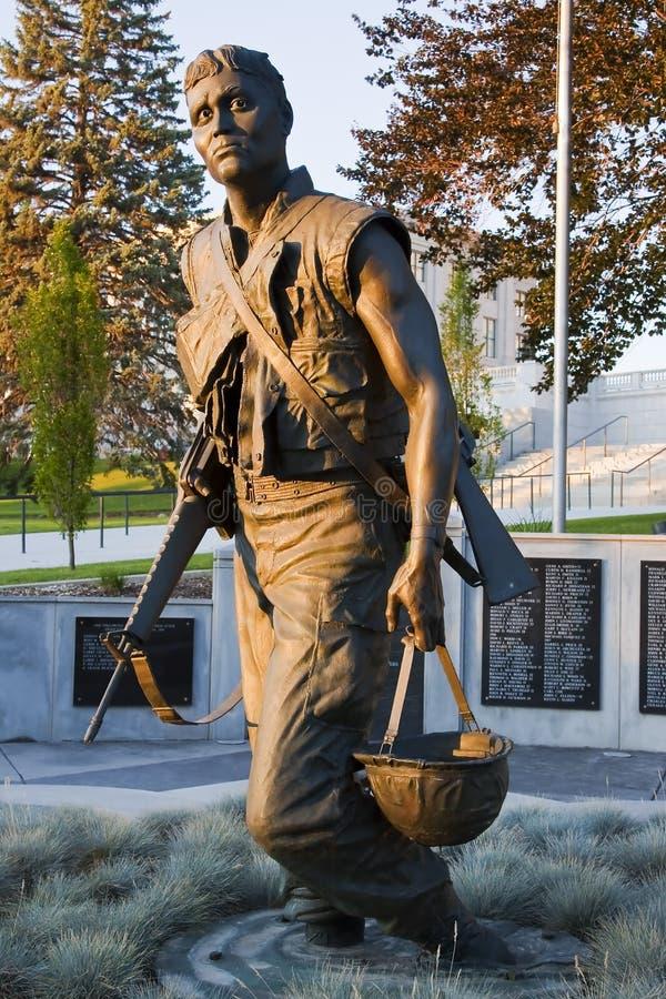 Download Vietnam Memorial At The Utah State Capitol Stock Image - Image: 10708931