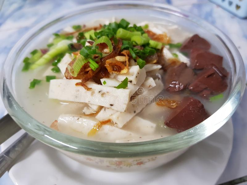 Vietnam Noodle. Delicious royalty free stock photography