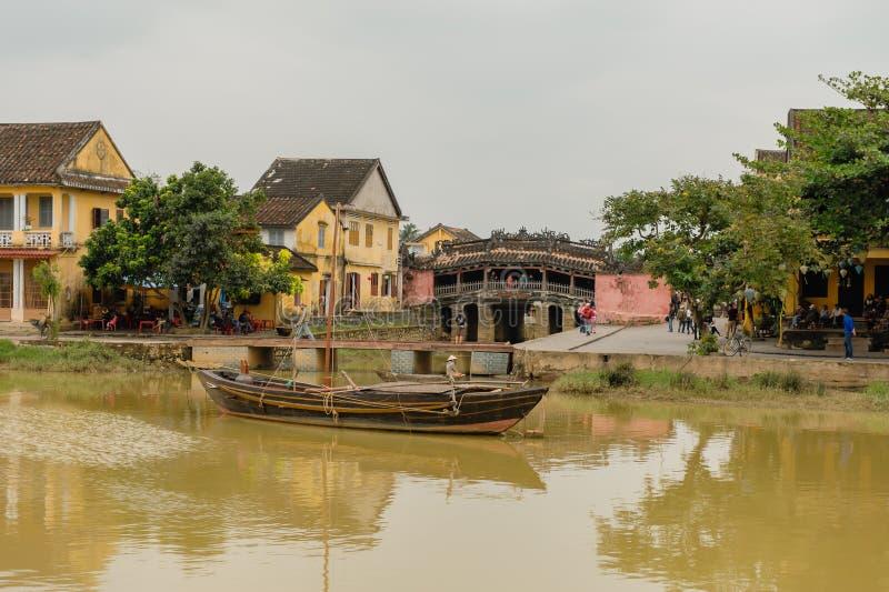 Vietname - Hoi-An fotografia de stock royalty free