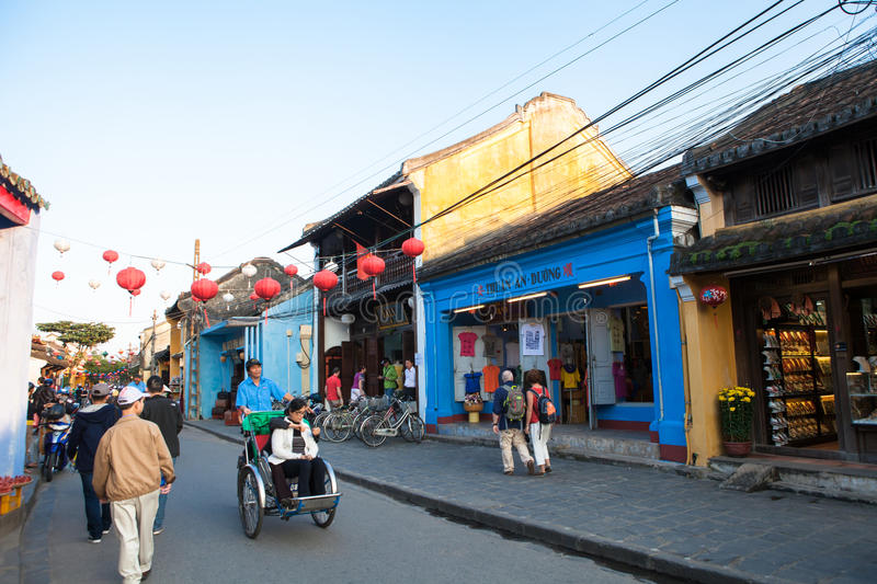 Vietname, Hoi An Ancient Town imagens de stock royalty free