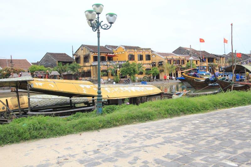 Vietname Hoi An street view stock photos