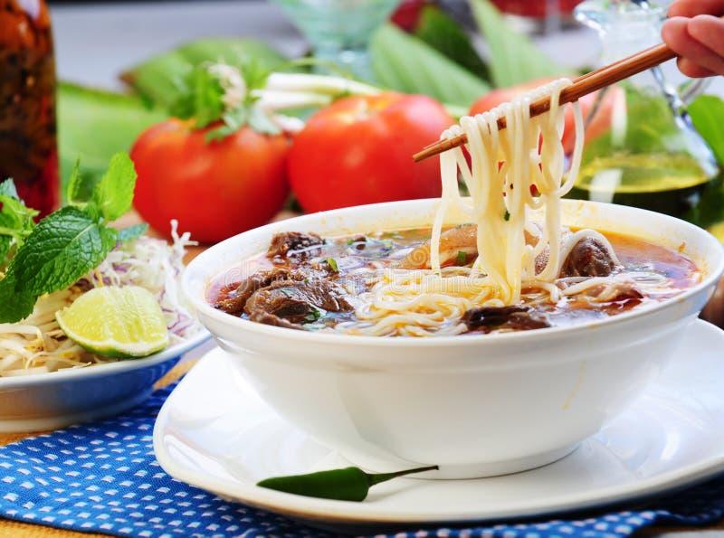 Vietnamees voedsel royalty-vrije stock foto's