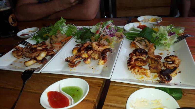 Vietnamese national dish stock photos