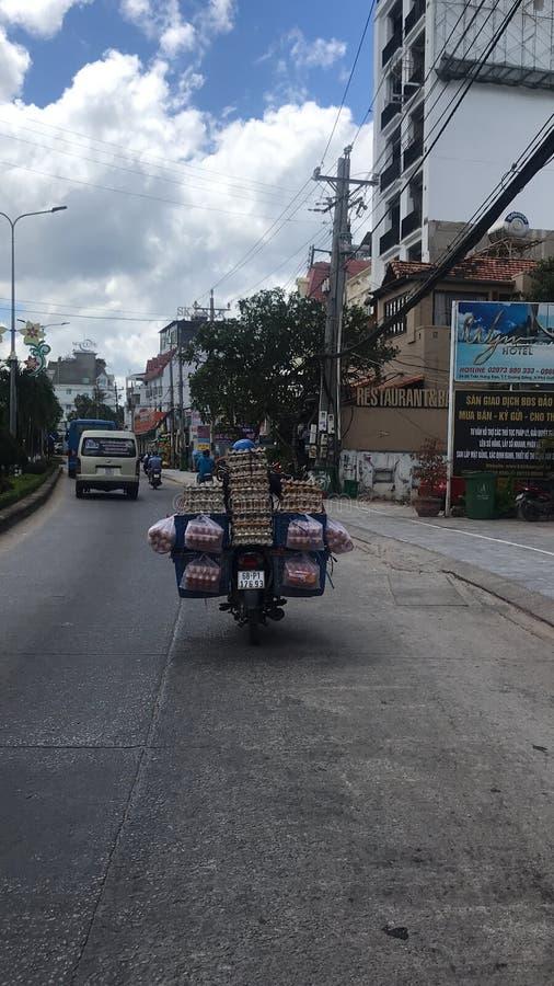 Vietnamese zakenman stock afbeelding