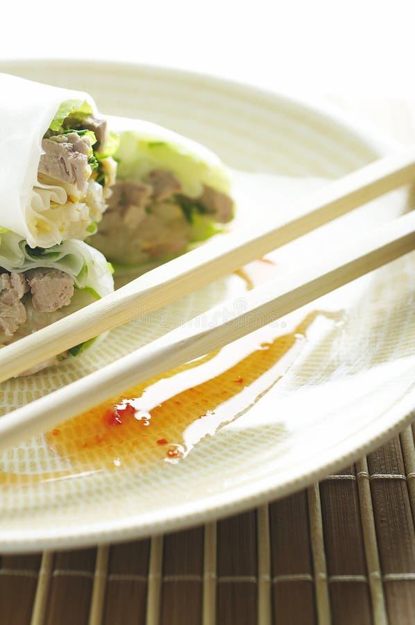 Vietnamesische Küche stockbilder