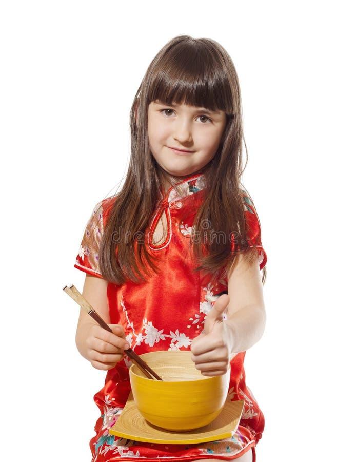 Vietnamesisches Mädchen stockfoto