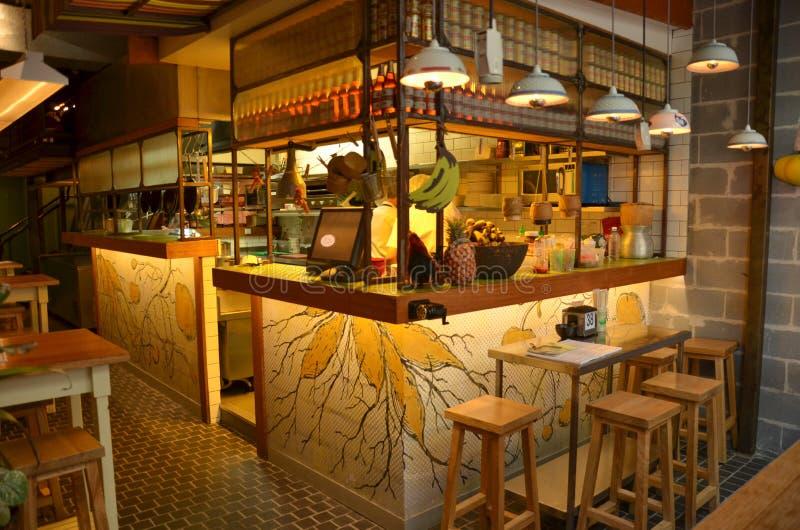 Vietnamesisches Restaurant lizenzfreies stockbild