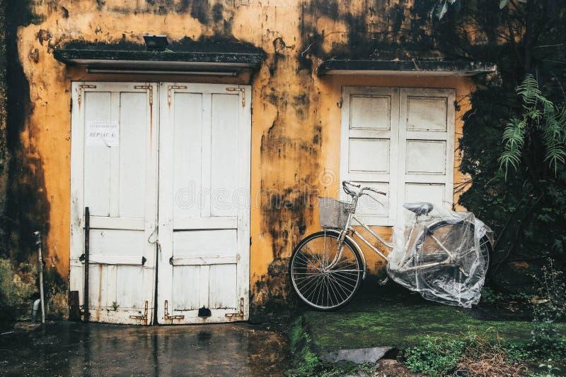 Vietnamesisk gata, hoyan stad, Vietnam royaltyfri foto