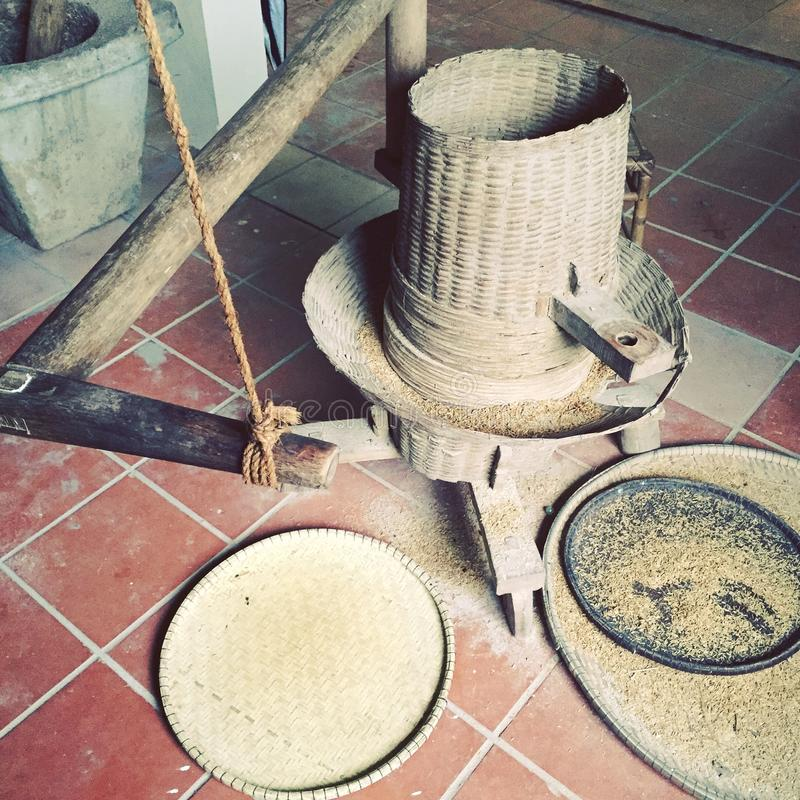 Vietnamesisk kultur royaltyfri foto