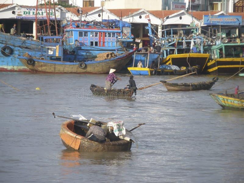 Vietnamien Venise. image libre de droits
