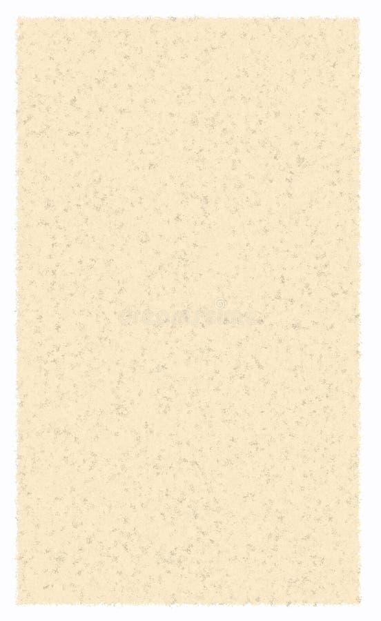 Vieux backround abstrait de papier illustration de vecteur