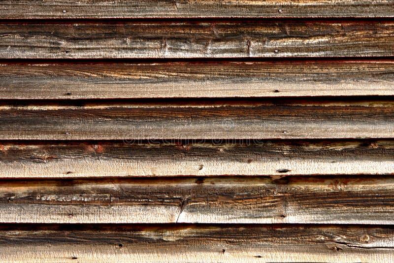 Vieux bardeau en bois de grange photographie stock libre de droits