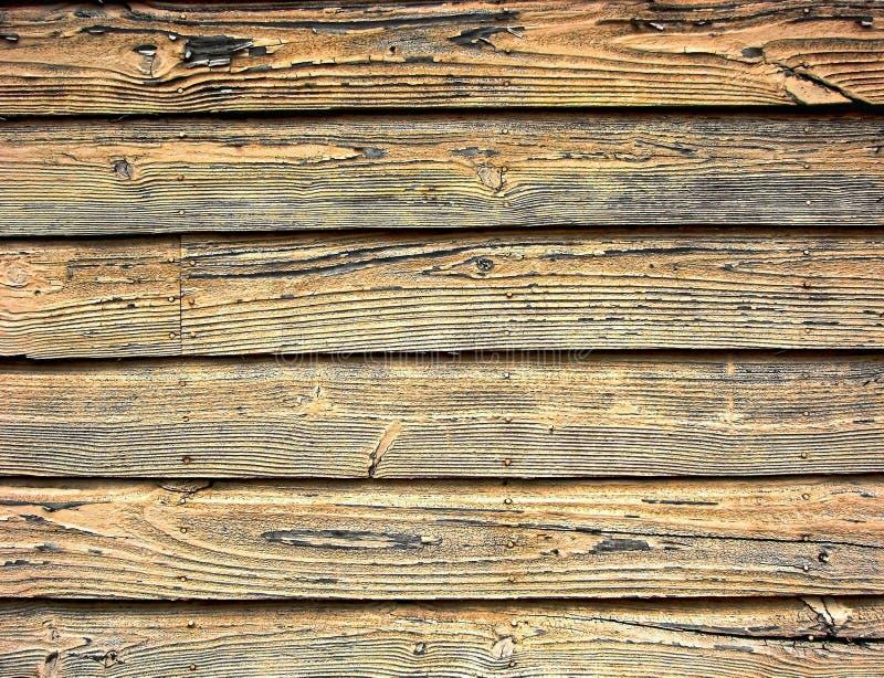 Vieux bardeau en bois de grange images stock
