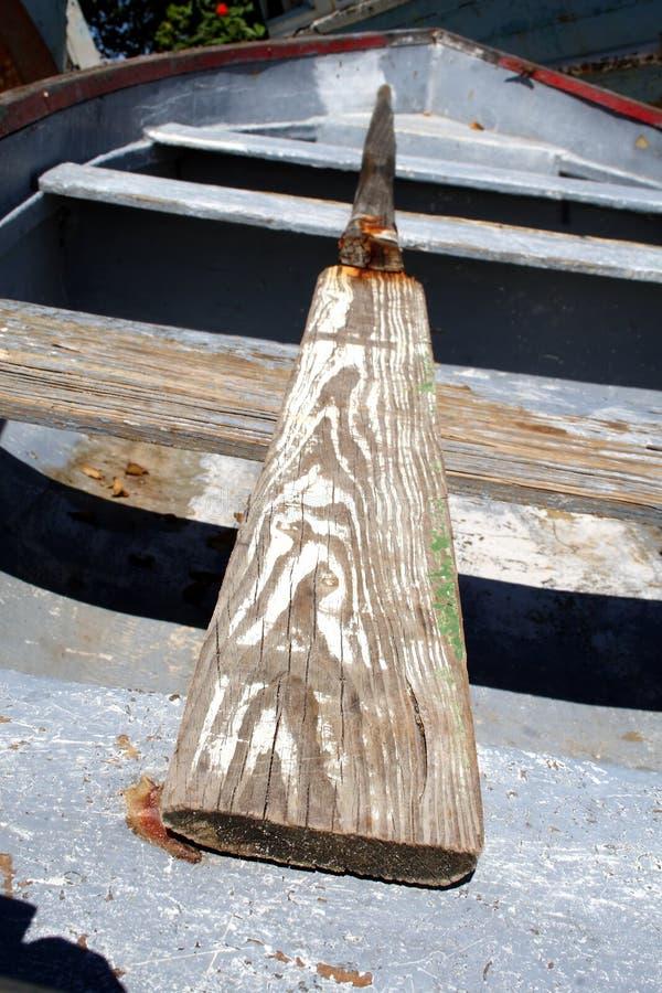 Vieux bateau de ligne photo stock