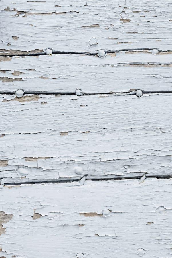 vieux bois blanc peint photos stock