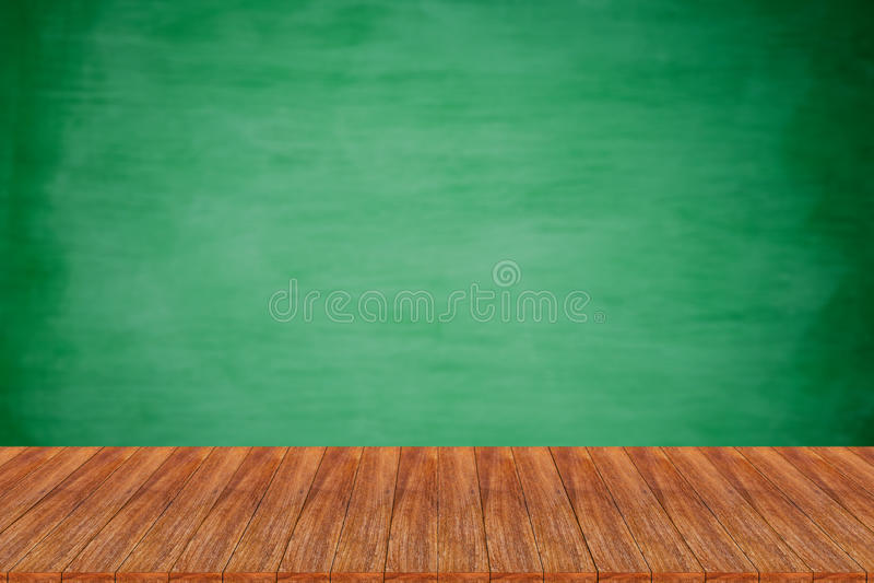 Vieux bois en bois de table images stock