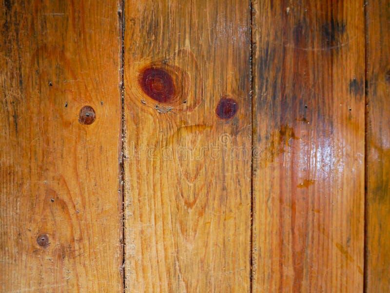Vieux bois pour le fond dans la porte image libre de droits