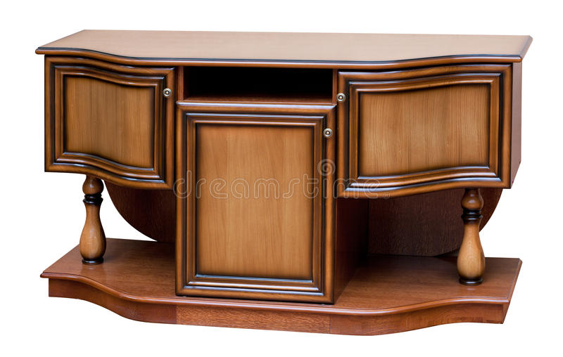 vieux bureau en bois de montant photo stock image 24317570. Black Bedroom Furniture Sets. Home Design Ideas