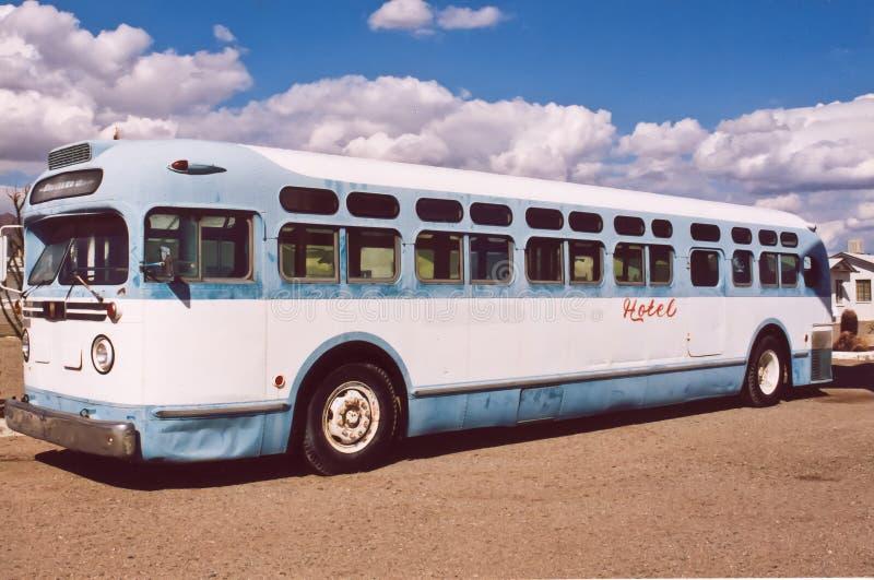 Vieux bus photographie stock libre de droits