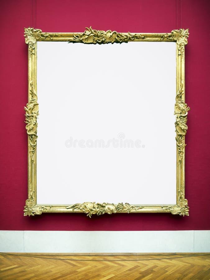 vieux cadre de tableau photo stock image du avant baroque 37250782. Black Bedroom Furniture Sets. Home Design Ideas