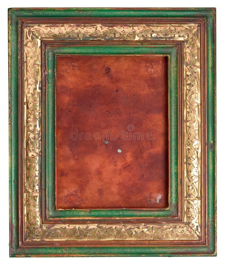 Vieux cadre de tableau photographie stock libre de droits